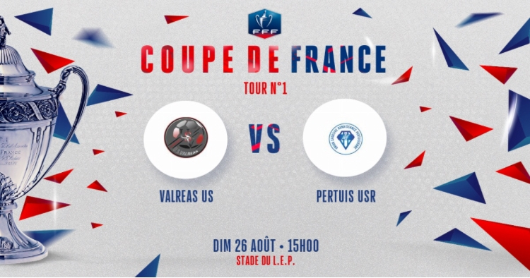 1er tour de la coupe de France